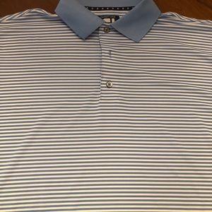 Men's FootJoy golf shirt sz L